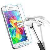 Samsung Galaxy S5 Mini Protection écran en Verre Trempé , Bingsale Film Protection d'écran en Verre Trempé pour Samsung Galaxy S5 Mini (Samsung Galaxy S5 Mini)
