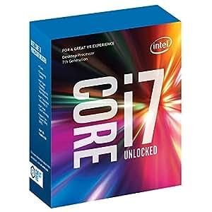Intel Core i7-7700 Prozessor der 7. Generation (bis zu 3.6 GHz mit Intel Turbo-Boost-Technik 2.0, 8 MB Intel Smart-Cache)