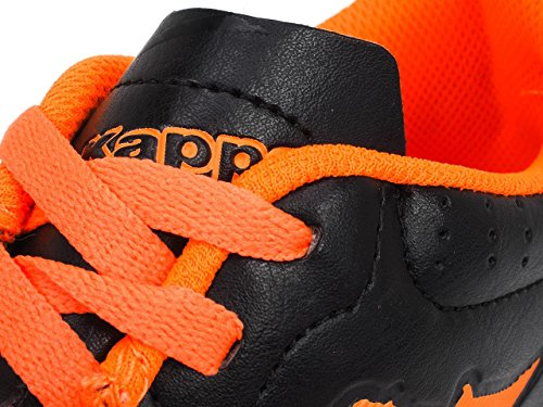 Kappa Player Tg Base, Football Entrainement homme BLACK-ORANGE FL