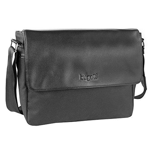 bugatti Messenger Bag Cosmos schwarz