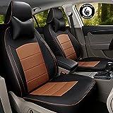 #4: PegasusPremium Pu Leather Car Seat Cover Multifor Hyundai Creta