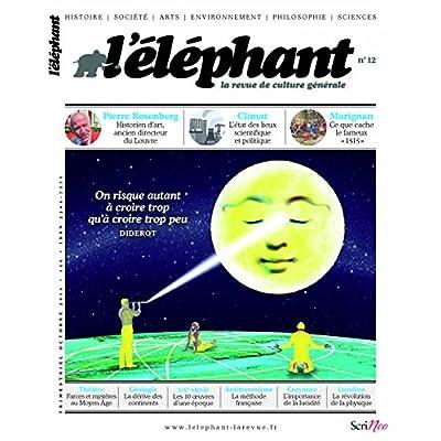L'éléphant : La revue 12 (12)