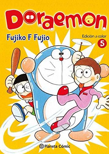 Doraemon Color nº 05/06 (Manga Kodomo) por Fujiko F. Fujio