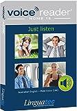Voice Reader Home 15 Englisch-Australisch - männliche Stimme (Lee) -