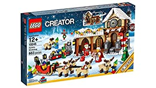 LEGO Creator 10245 - Weihnachtliche Werkstatt (B00OP40O7Q) | Amazon price tracker / tracking, Amazon price history charts, Amazon price watches, Amazon price drop alerts