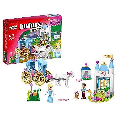 LEGO - 10729 - Juniors - Jeu de Construction - Le Carrosse de Cendrillon