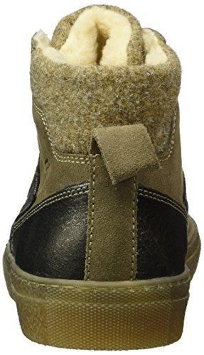 Tamaris 262, Sneakers Hautes Femme Marron (Taupe Comb 344)