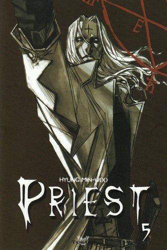 Priest, Tome 5 : par Min-Woo Hyung