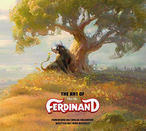 Art of Ferdinand por Tara Bennett