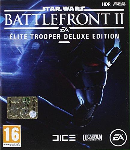 Usato, Star Wars Battlefront II Elite Trooper - Deluxe  Day-One usato  Spedito ovunque in Italia
