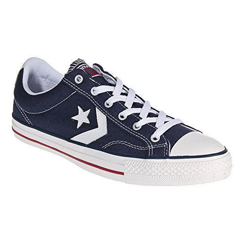 Converse Sp Core Canv Ox Sneaker, Unisex Adulto Navy/White