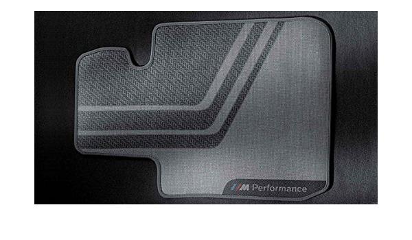 Bmw Original M Performance Fußmatten Lhd Vorne Für 2er F22 F23 Auto