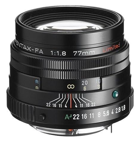 Pentax FA 77mm smc F1.8 Limited Objektiv