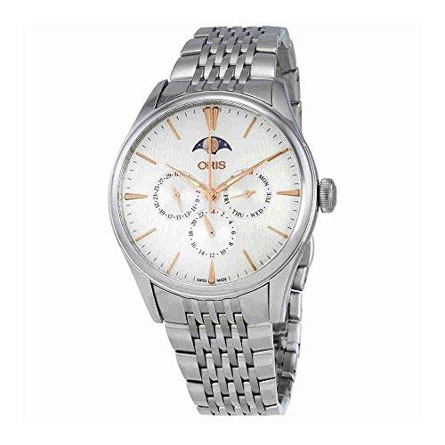 Oris Artelier automatico multi-funzione mens orologio 0178177294031–0782179
