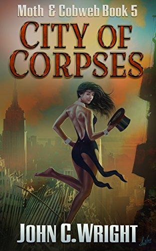 City of Corpses: The Dark Avengers Sidekick Book Two (Moth ...