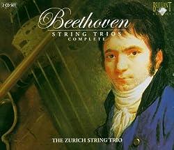 Beethoven: Sämtliche Streichtrios