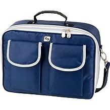 RND EB136 - Bolsa médica, color azul