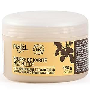 Najel - BEURRE DE KARITE BIO 150G