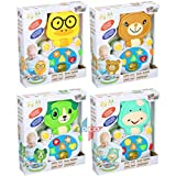 Edco Music Play&sound Amazing Baby Toy Activity Board (Large Size 75 x 205 x 270 mm)