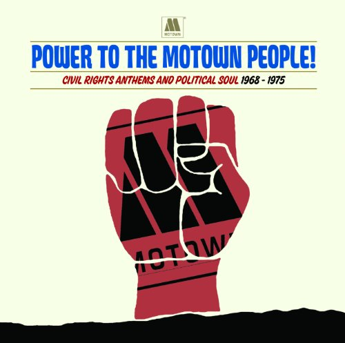Power To The Motown People: Ci...