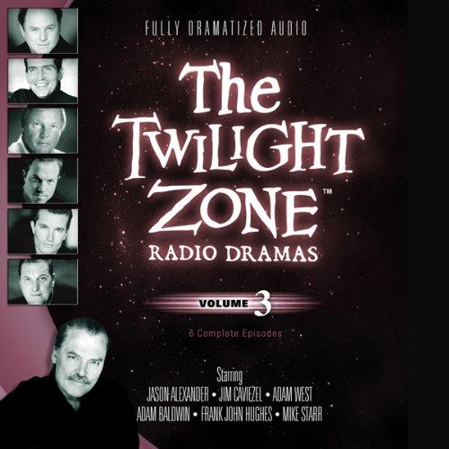 The Twilight Zone Radio Dramas, Volume 3  Audiolibri