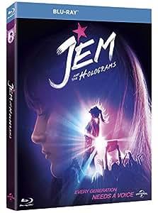 Jem e Le Holograms (Blu-Ray)