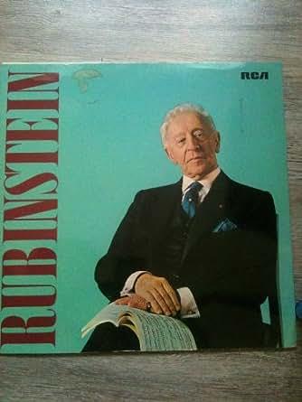 "Arthur Rubinstein : Musique du film biographique ""L'amour de la vie"" : Chopin, Villa-Lobos, Schumann, Prokofiev, Beethoven, Liszt, Mendelssohn, De-Falla"