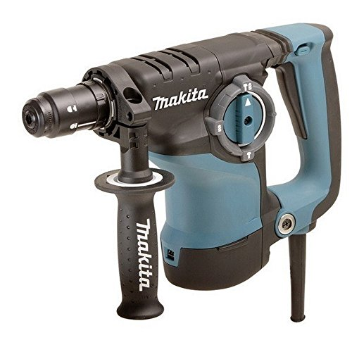 Makita HR2811FT-240V SDS-PLUS Tassellatore con 2 Mandrini, 800 W, 28 mm