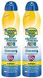 Banana Boat Lotion UltraMist Kids SPF 50 Sunscreen, 6 Ounces, 2 Pack