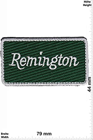 Patches - Remington - Weapon - Arms- Rifle - Shotgun-
