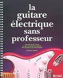 la guitare electrique sans professeur