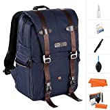 K&F Concept Waterproof Multi-function DSLR Camera Backpack Nylon - Best Reviews Guide