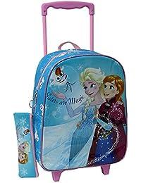 Disney - Mochila escolar con ruedas (Toy Bags 024)