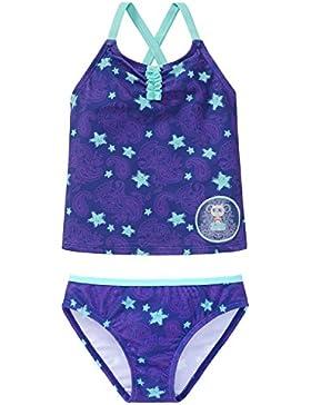 Schiesser Mädchen Badebekleidungsset Beach Cat Zoe Tankini