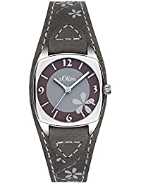 s.Oliver Time Damen-Armbanduhr SO-3386-LQ