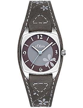 s.Oliver Time Damen-Armbanduhr SO-3386-LQ