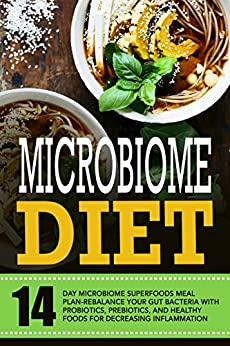microbiome diet meal plan pdf