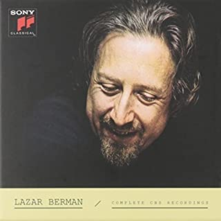Complete CBS Recordings,the by Lazar Berman (B00NLYO4RW) | Amazon Products