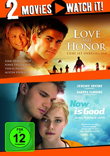 Bild von Love and Honor / Now Is Good - Jeder Moment zählt [2 DVDs]