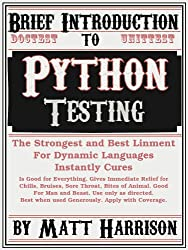 Brief Introduction to Python Testing (English Edition)