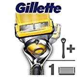Gillette Fusion ProShield - Maquinilla de afeitar con FlexBall