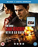 Kyпить Jack Reacher: Never Go Back (Blu-ray + Digital Download) [2016] на Amazon.co.uk