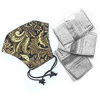 Stirnbändern Mund Maske 1Stück Baumwolle Mund Maske Anti-Staub Reinigungstuch Maske Atemschutzmaske mit 6Filter... preisvergleich bei billige-tabletten.eu