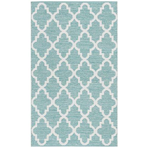 Safavieh Vintage Bereich Teppich, baumwolle, mint, 3' x 5' - Safavieh Transitional Teppiche
