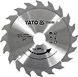 Yato yt-60488–TCT Circular Saw Blade For Wood