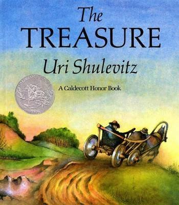 [The Treasure] (By: Uri Shulevitz) [published: September, 1986]