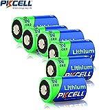 PKCELL 6 Stück CR2 3 V 15270 CR15H270 850mAh Lithium Fotobatterie