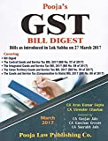 Pooja Law Publishing's GST Bill Digest 2017