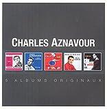 Charles Aznavour - 5 Albums Originaux