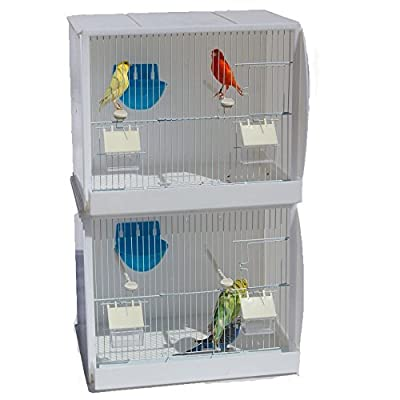 Kookaburra Cages Rowan Plastic Breeding cages for Finch, Budgie from Kookaburra